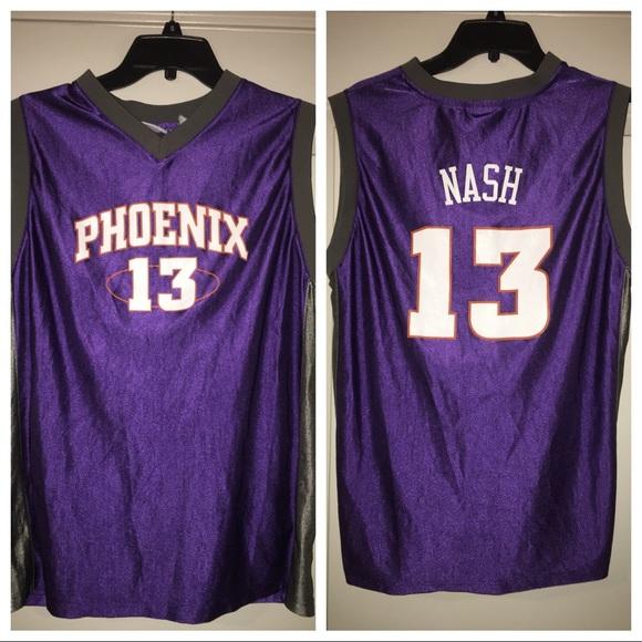 Youth phoenix suns vintage steve nash jersey XL 29501df33